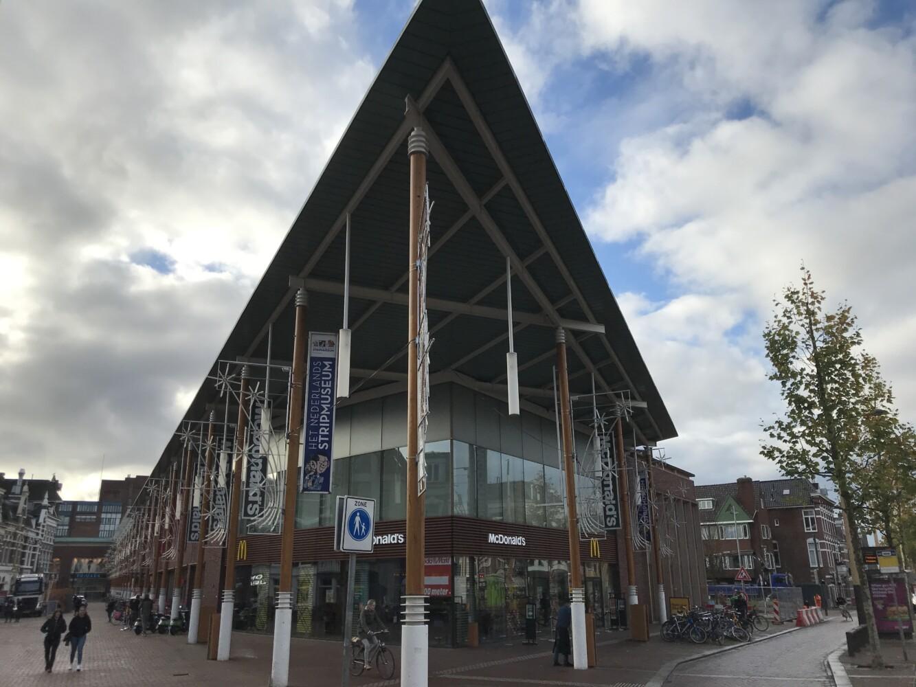 Retaillocatie Bouwinvest